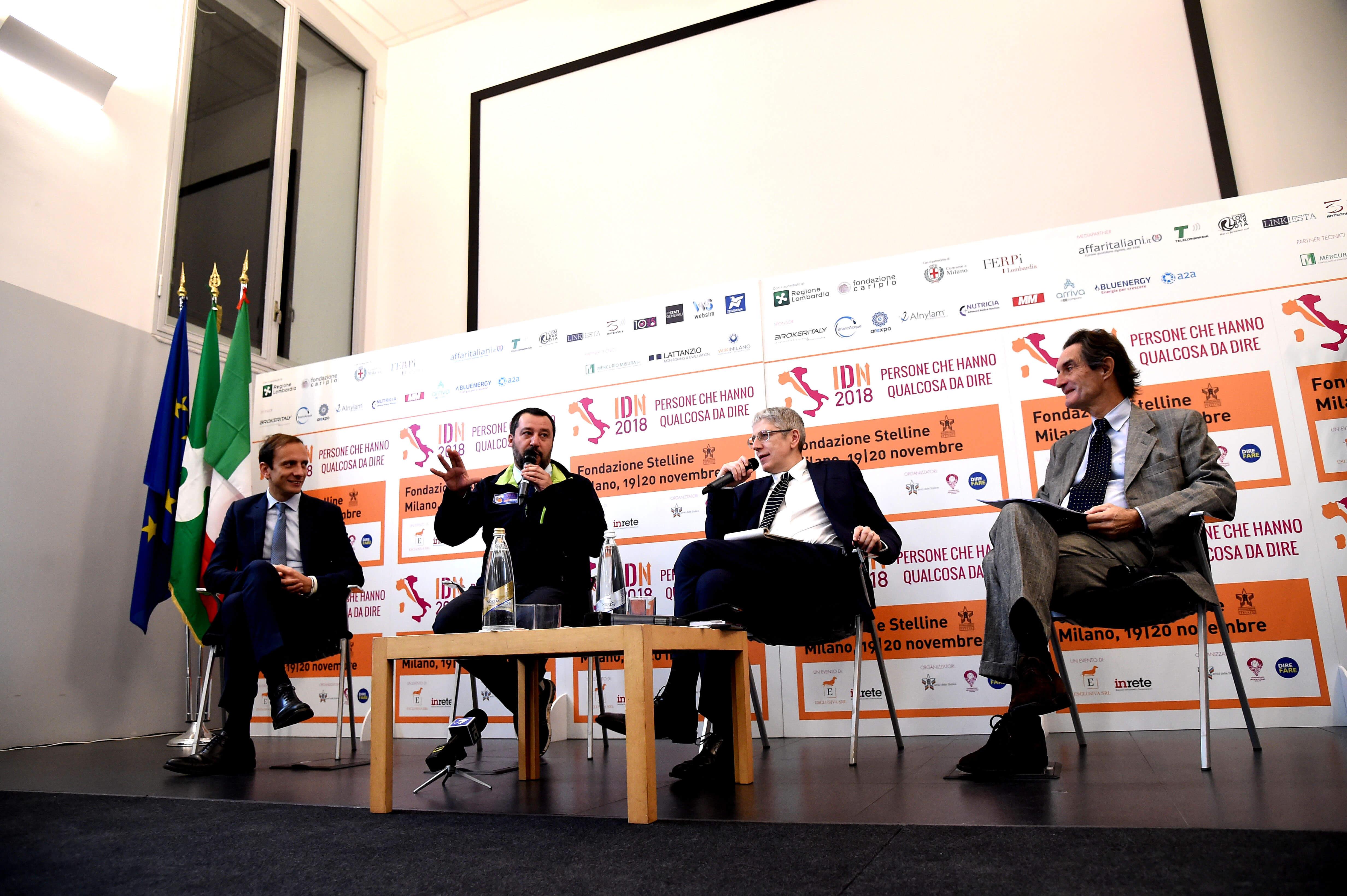 Fedriga_Salvini_Fontana_Inrete_Idn_2018