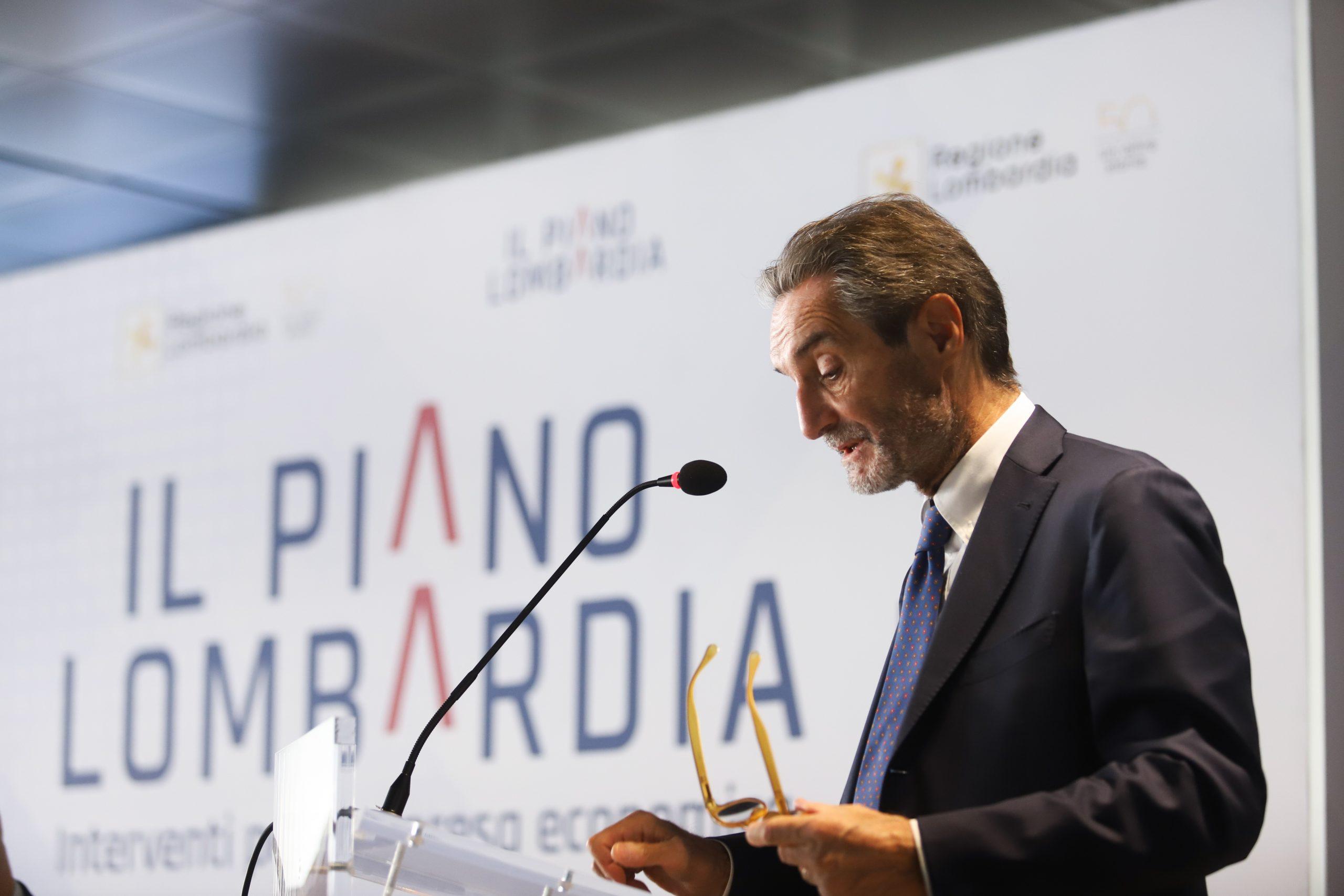 IL PIANO LOMBARDIA: 4 tappe del Tour per il rilancio dell'economia regionale