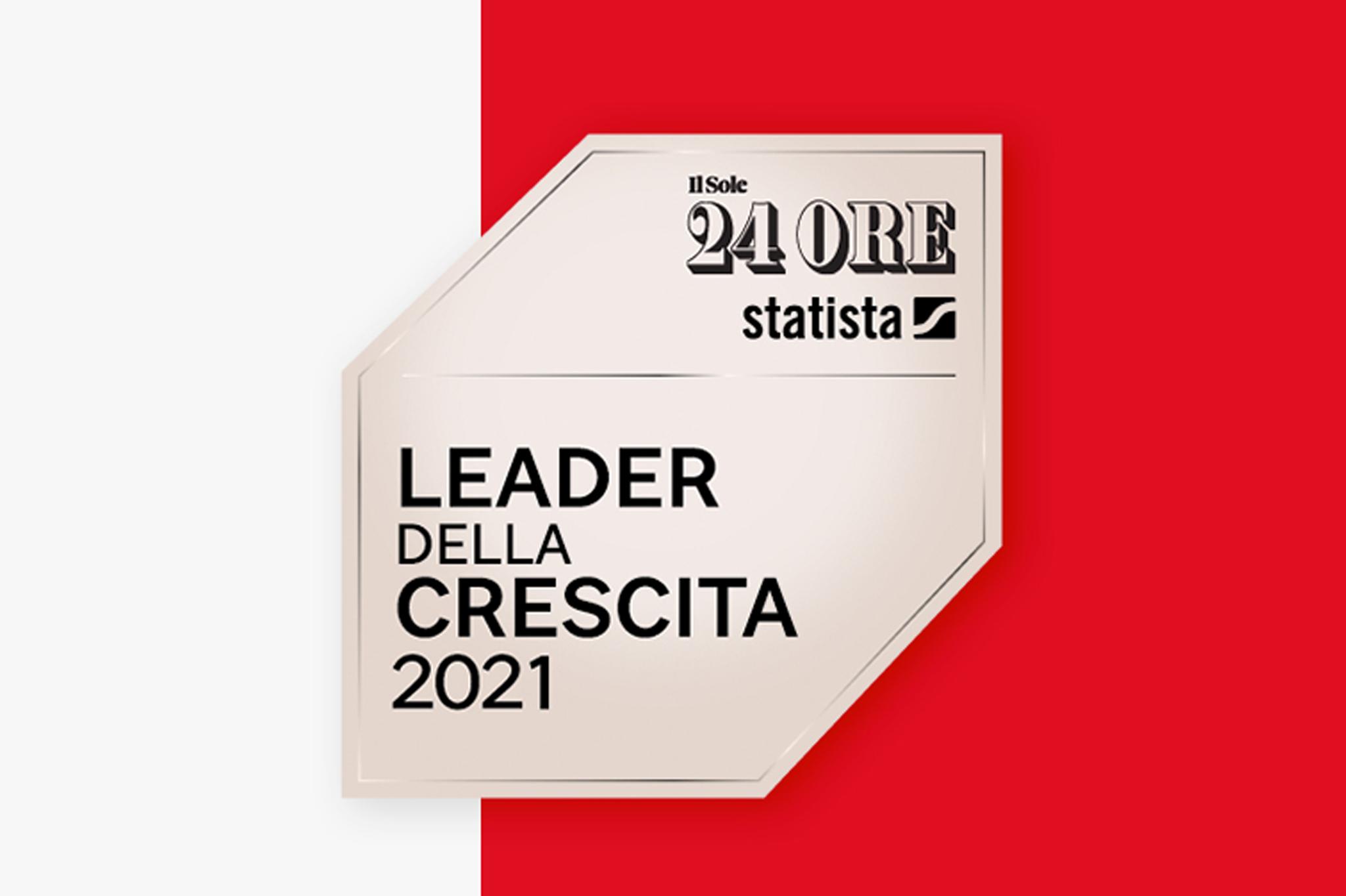 Inrete Leader della Crescita 2021